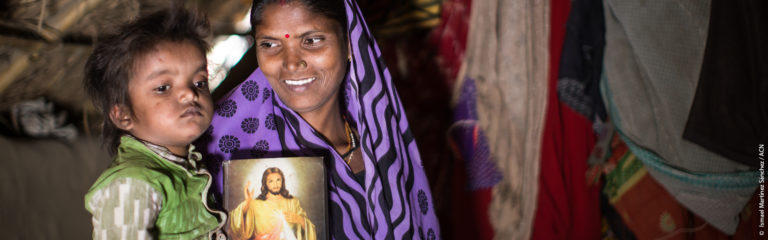 Christians in India: tested in Faith