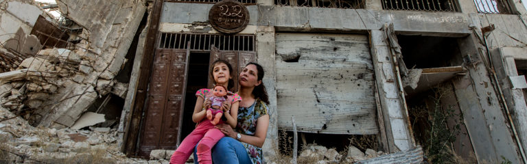 Christians in Syria need your help