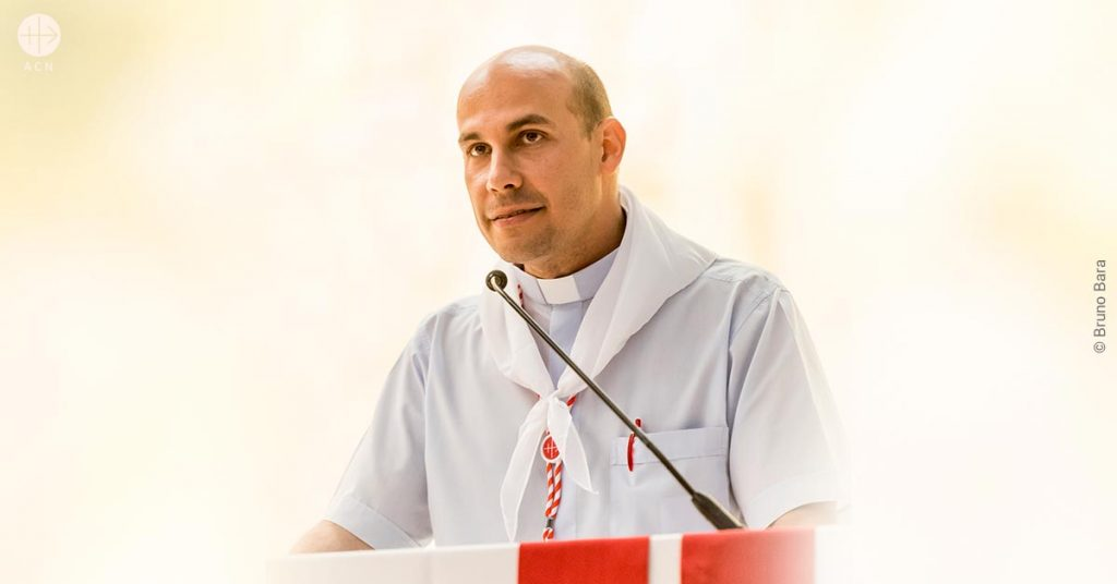 """""""Whatever may happen, the Church in Cuba will not give up in the face of the difficulties"""""""
