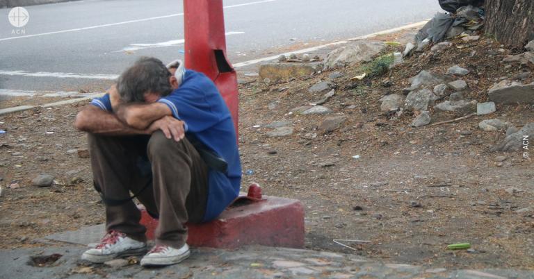 """Humanitarian crisis in Venezuela – """"We are simply watching people die"""""""