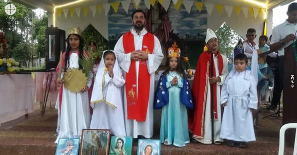 Paraguay: Mass stipends for 20 Franciscan priests