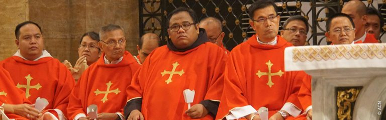 Philippines – #RedWednesday set to be official date in Church calendar