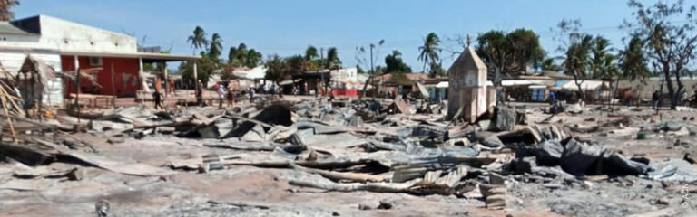 "Mozambique: Carmelite sisters testify to the ""barbarity"" of the jihadists after three days of violence in Cabo Delgado"