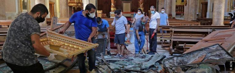 Beirut, wir werden euch nicht verlassen!
