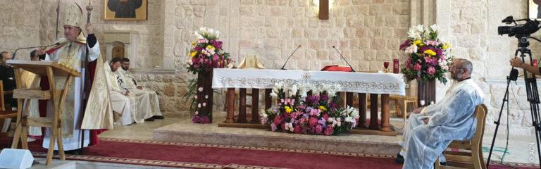 Libanon: Ausbildungshilfe für sieben angehende Priester