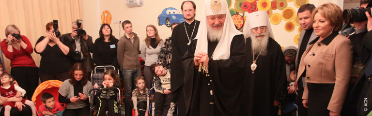 Russia: Support for renovation work on the Orthodox children's hospice in Saint Petersburg