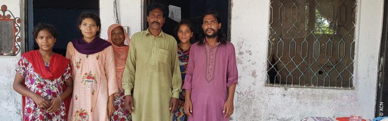 Un catholique pakistanais continue de vivre caché après avoir été acquitté dans un procès pour blasphème il y a deux décennies