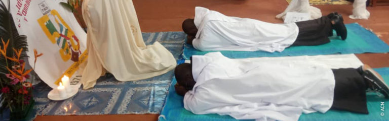 Central African Republic and Cameroon: Help for the formation of 38 young Carmelite novices