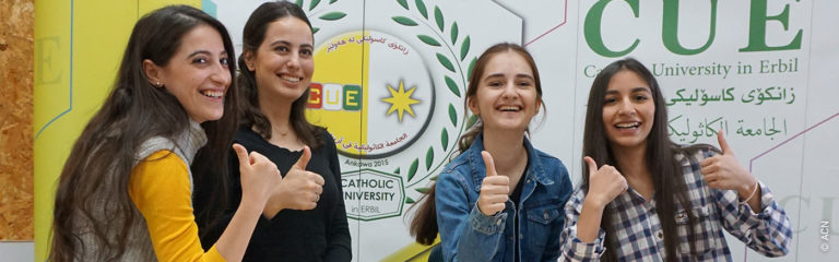 """""""Now is the time to invest in young people"""" – ACN is launching a major new project for Iraq"""
